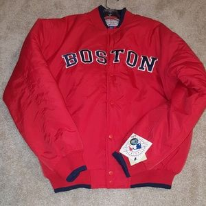 MLB Red Sox Authentic jacket